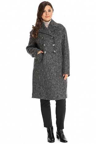 251acd6f077 Купить женское драповое пальто в интернет магазине ПокупкаЛюкс СПб
