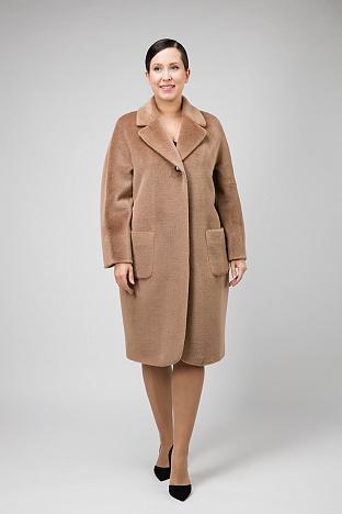 cf81c7bda60 Купить женское пальто оверсайз в интернет магазине ПокупкаЛюкс СПб
