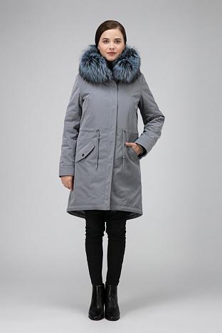 44999e45cfb Купить женскую куртку на меху в интернет магазине ПокупкаЛюкс СПб